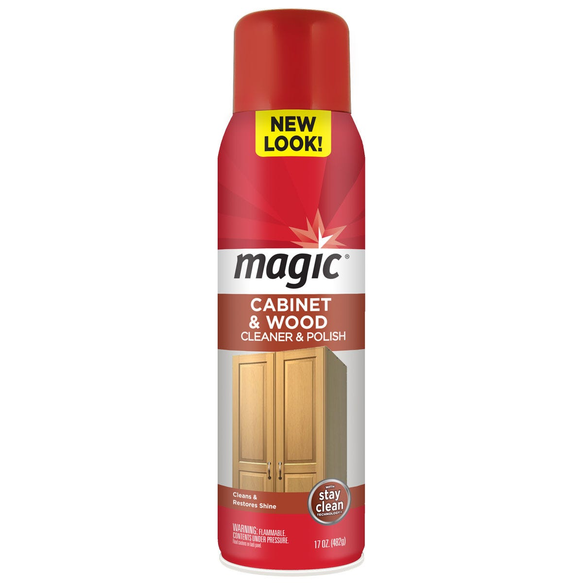 Magic Cabinet Cleaner