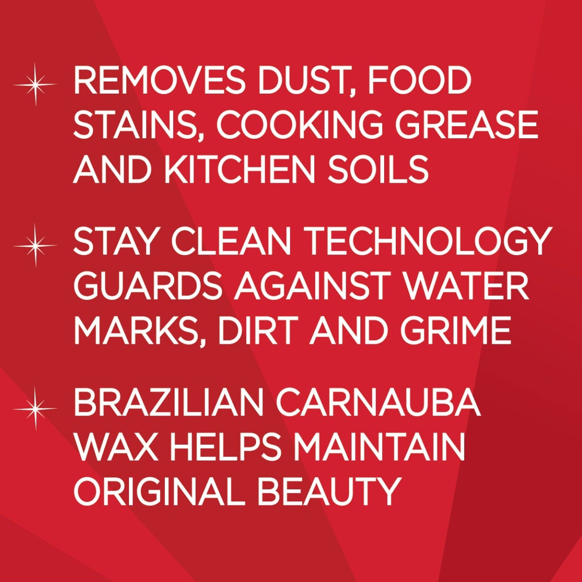 Magic Cabinet Cleaner benefits