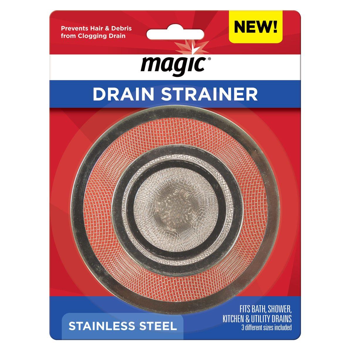 Magic Drain Strainer