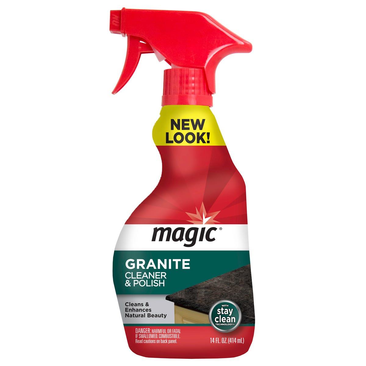 Magic Granite Cleaner Spray
