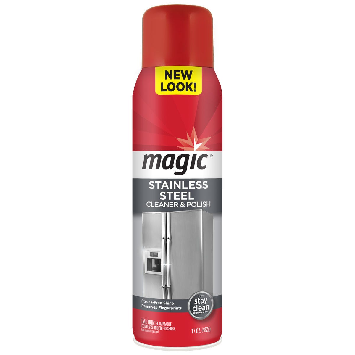 Magic Stainless Steel Cleaner Aerosol