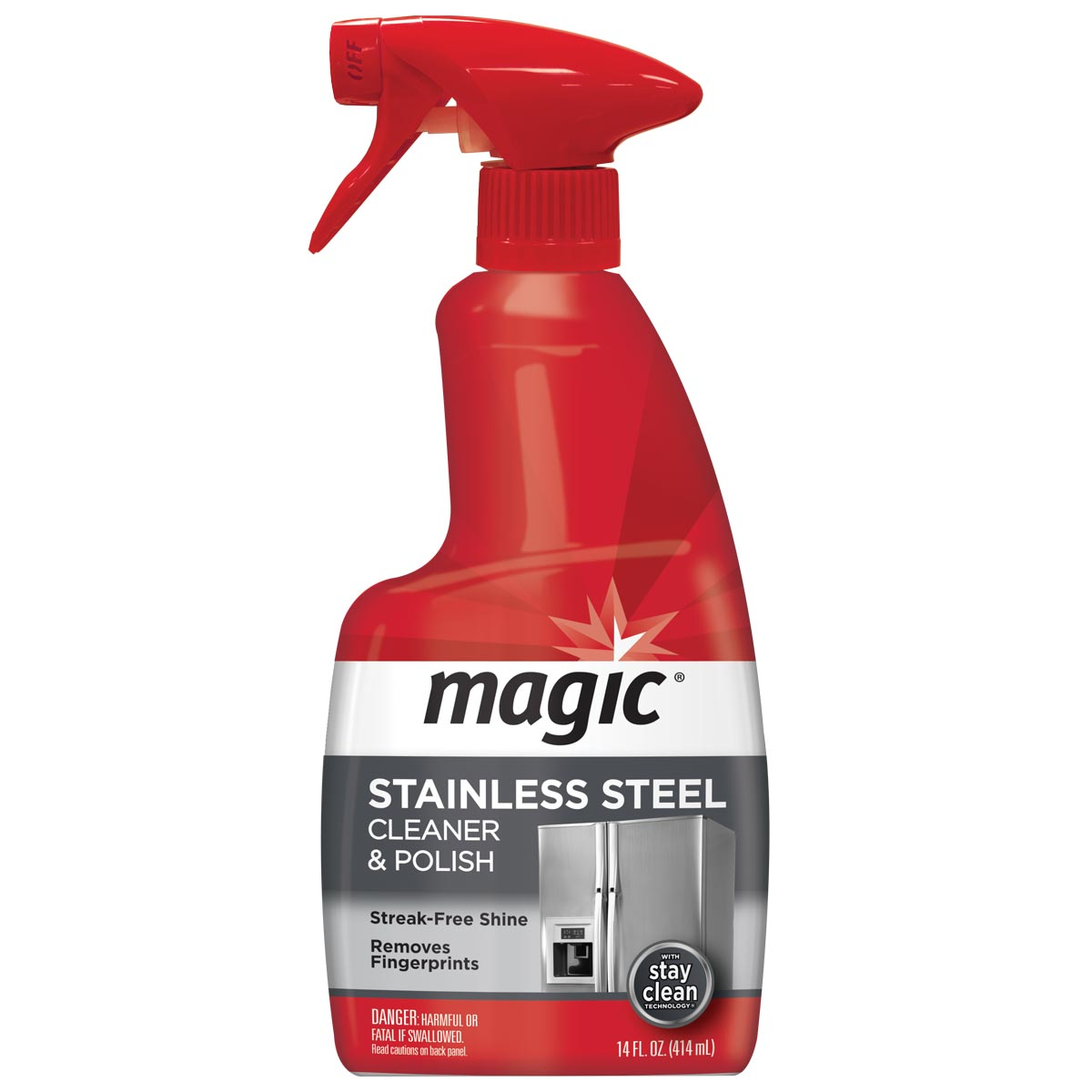 Magic Stainless Cleaner Spray
