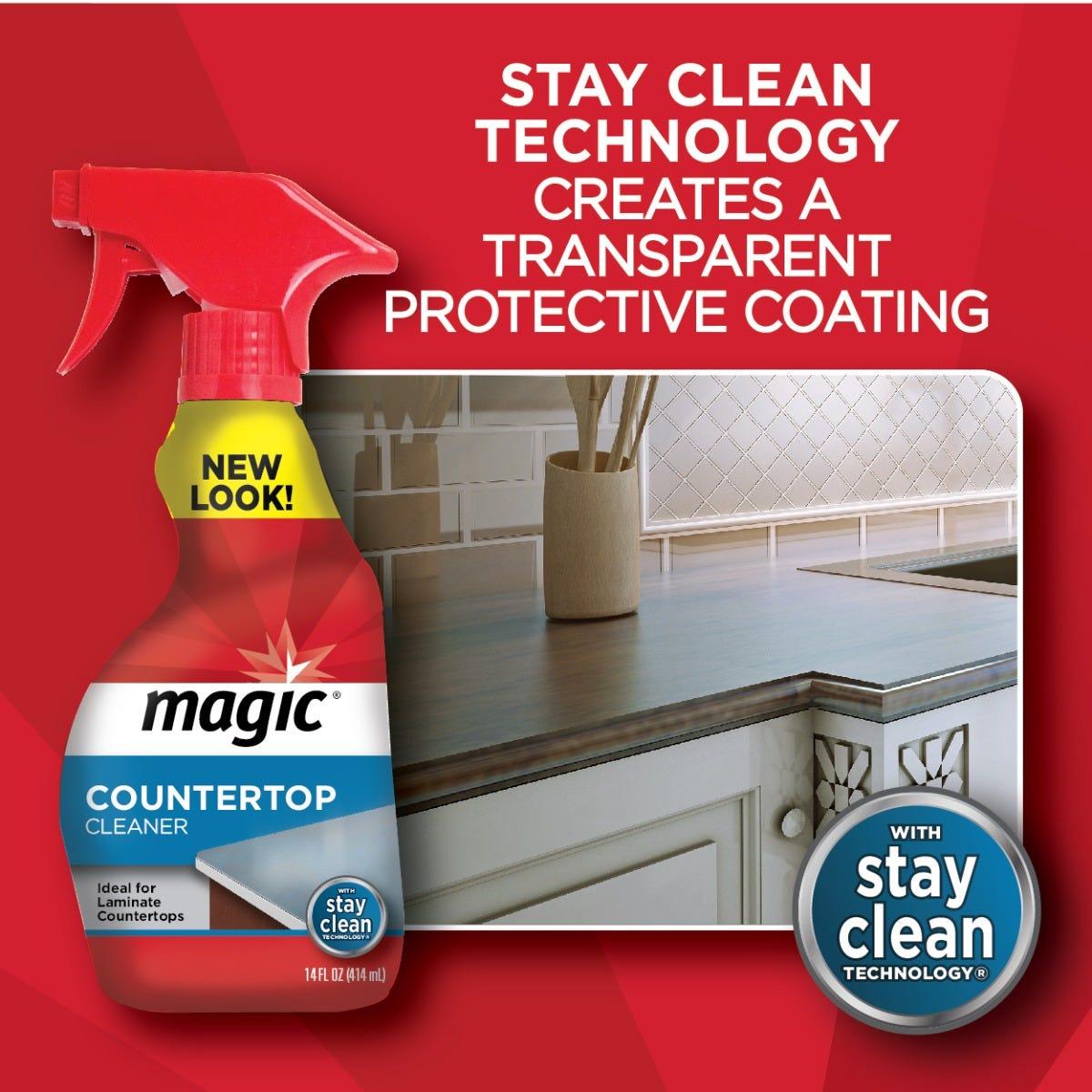 Magic Laminate Countertop Cleaner beauty shot
