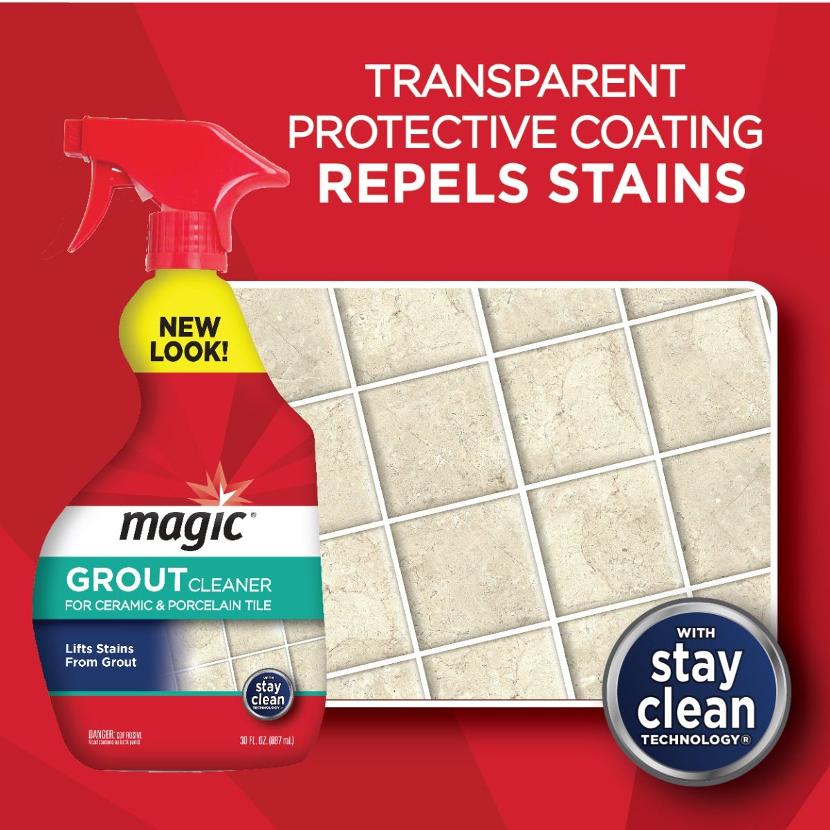 Resist Grout Stains