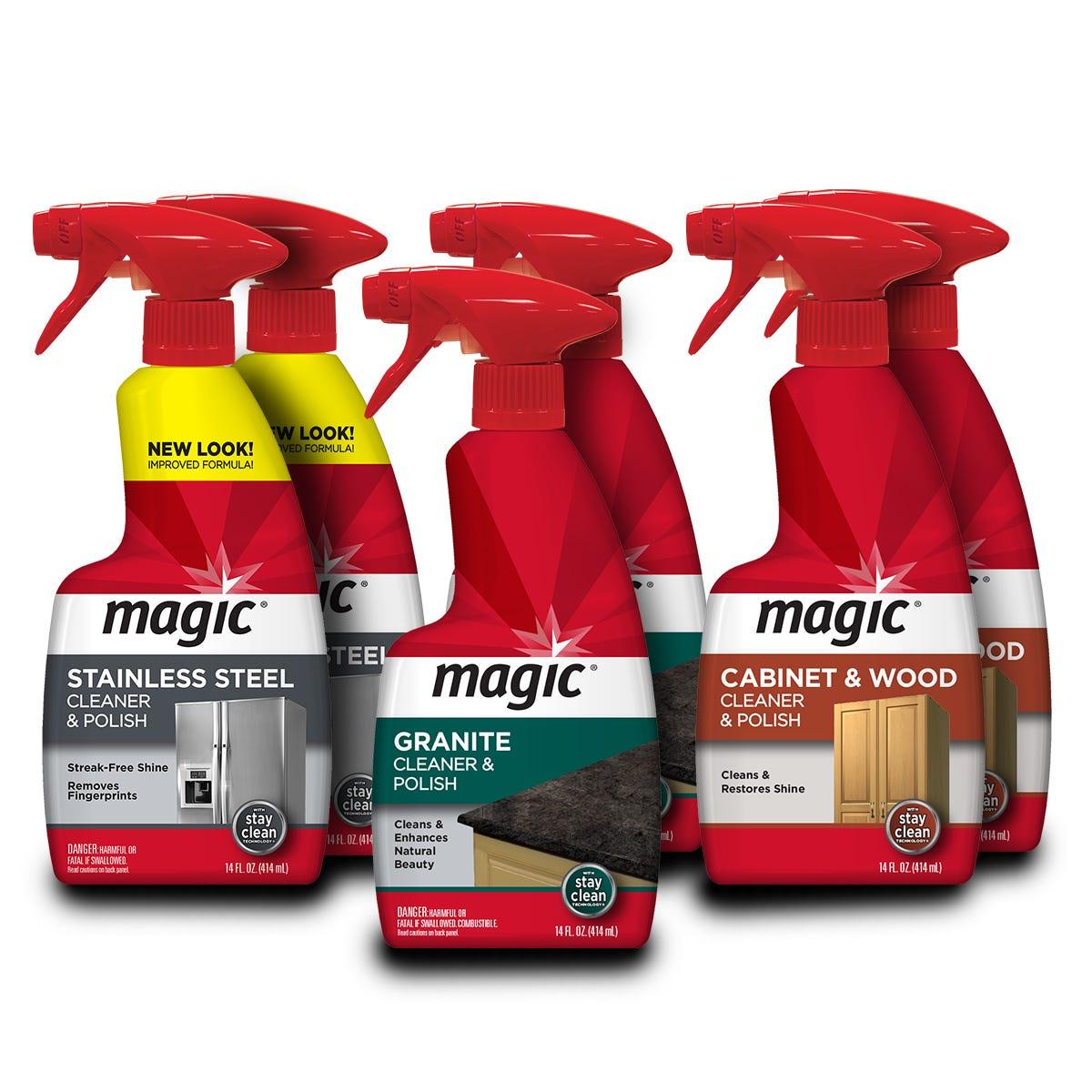 Magic Kitchen Clean Up Kit