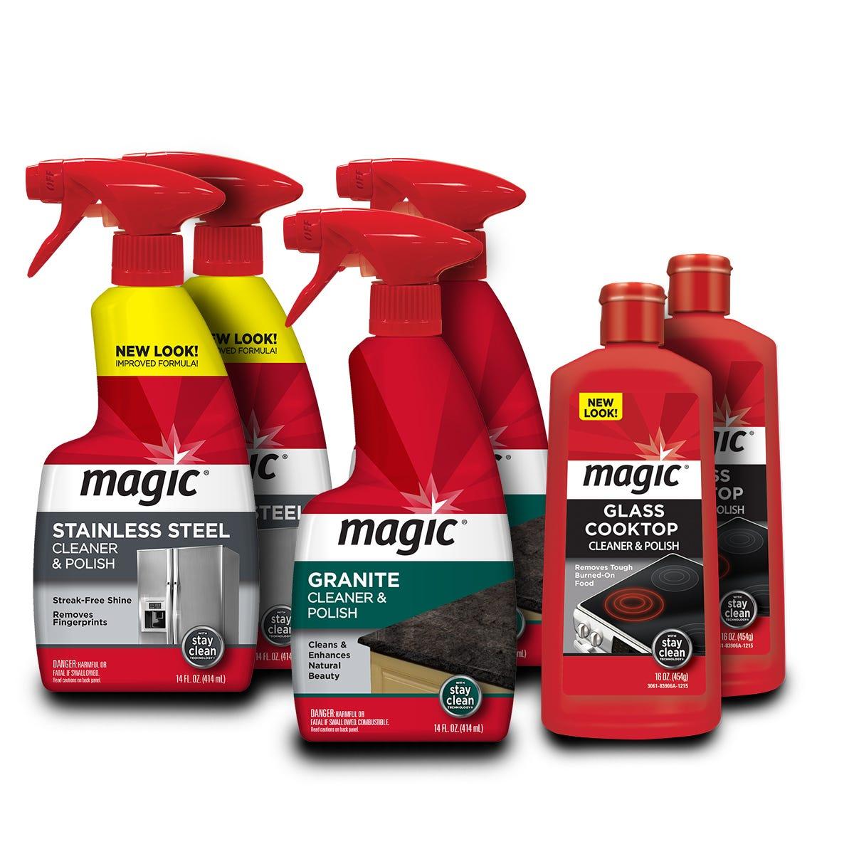 Magic Spectacular Kitchen Pack