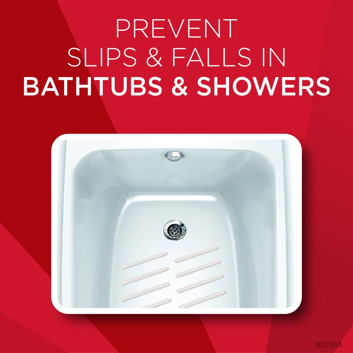 Prevent bathtub falls