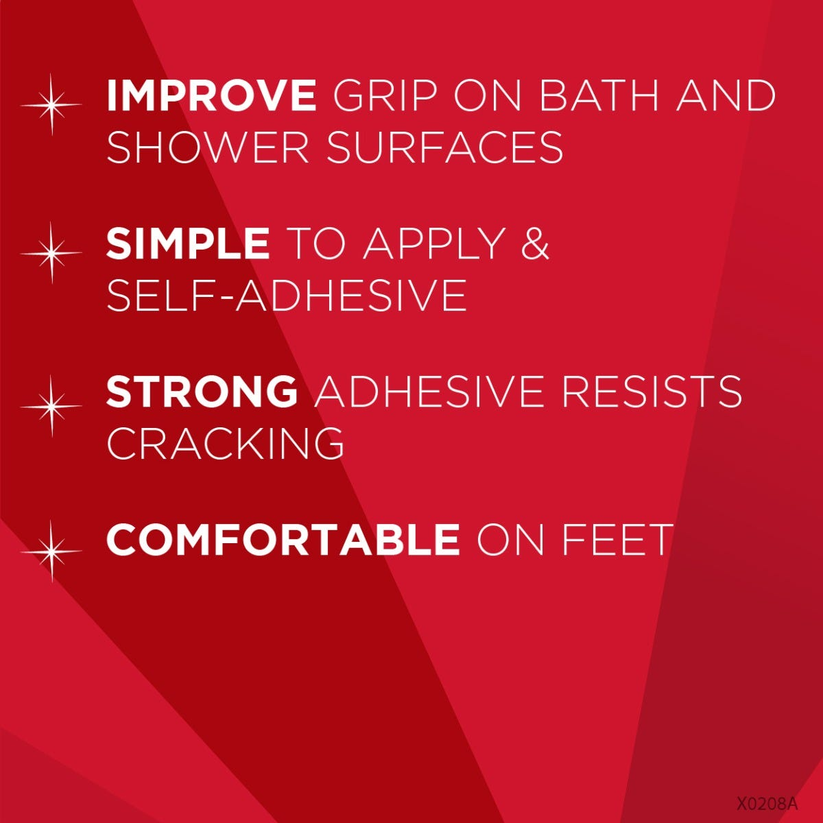 Shower Safety Tread Benefits