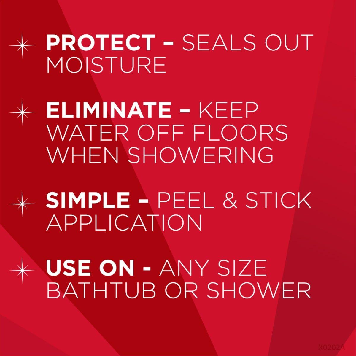Splash Guard benefits