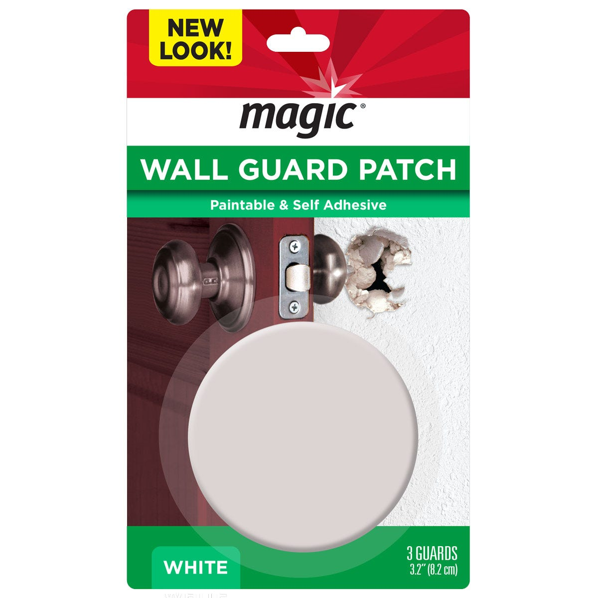 Wall Hole Patch and Guard
