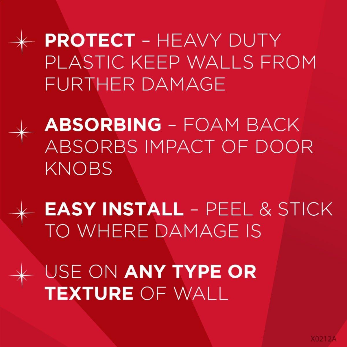 Wall Guard Benefits