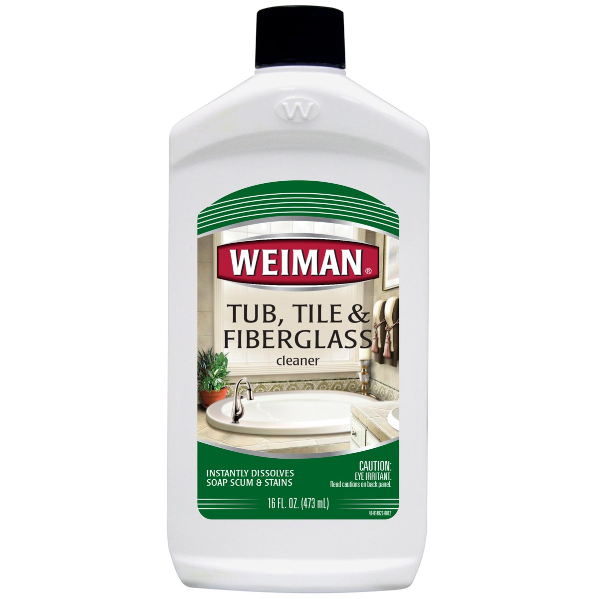 Tub and fiberglass cleaner